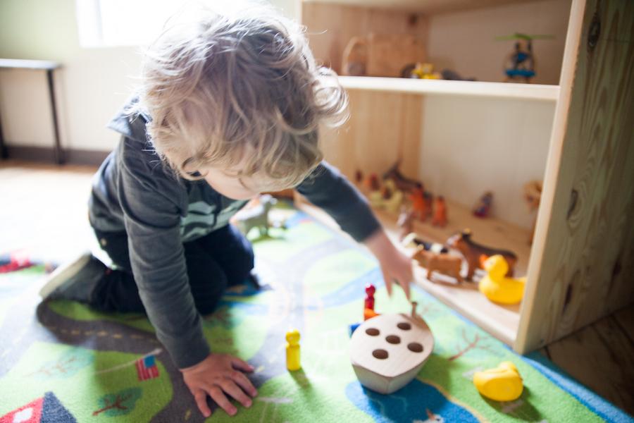 """Featured image for """"¿Qué ve tu bebé? El mundo a través de los sentidos de un bebé"""""""